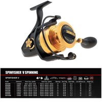 Fishing reel 7500 8500 9500 10500 Corrosion protection Seawater spinning wheel Max 13kg 4.7:1 4.2:1 Sea