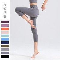 Yoga Outfit ATHVOTAR High Waist Fitness Leggings Women Gym Workout Outdoors Sport Sportwear