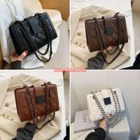 All-match ins single shoulder messenger underarm bag spring and summer chain 2021 small brand fashion net red