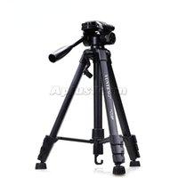 Yunteng VCT-668RM Tripod for SLR 카메라, DV, 전문 사진 키트 Yunteng 668 Canon Nikon Sony 새로운 고품질