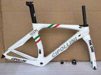 2021 إطار الطريق الكربون cipollini rb1k واحد لامعة rb1000 k08 الإيطالية العلم ألياف الكربون الطريق دراجة دراجة الإطار مجموعة