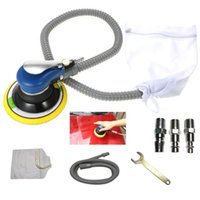 Care Products 6 Inch Car Polishing Machine Dual Action Pneumatic Sander Auto Paint Tool Electric Woodworking Grinder Polisher