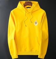 Hot Designer Men Hoodie Sweatershirt Sweater Mens Hoodies Luxury Clothing Thin Long Sleeved Youth Movements Brand Streetwear