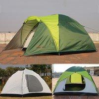 Coolwalk 3-4 человек купольный палатка ветрозащитный водонепроницаемый двойной слой палатка на открытом воздухе Пешие прогулки кемпинга пляж для пикника семьи