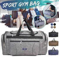 Duffel Bags Business Travel Gym Bag XS S M L Carry On Luggage Large Capacity Waterproof Portable Tote Women Men Universal Handbag