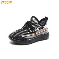 VFochi New Girl Boys Shoes para niños Moda Moda Casual Zapatos Niños Niños antideslizantes Calzado deportivo Unisex Boys Girls Sneakers X0703