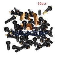50 * Rubber TPMS Valvola per pneumatici Ruota per rimozione RIM Pressione dei pneumatici adatta per Chevy Silverado