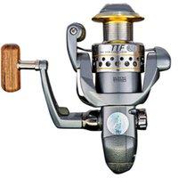Fishing Reel HE500-7000 Drag 10kg Metal EVA Ball Grip Spool Spinning Reel Saltwater For Carp Reel Fishing Pesca
