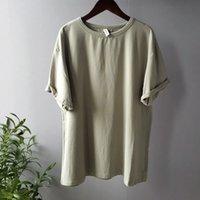 Toppies Verão camisetas Harajuku Oversized camisetas Mulher sólida das mulheres 95% algodão moda coreana meninas tees