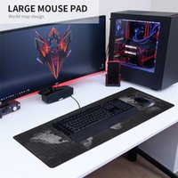 Mouse Pads & Wrist Rests 900*400mm Large Pad With Oversized Extended Waterproof Non-slip Keyboard Desk Mat Office Gaming