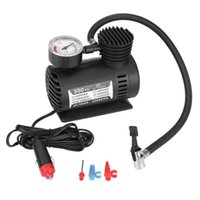 Inflatable Pump Mini Air 12V Car Tire Emergency Locomotive Auto Accessories