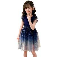 소녀를위한 드레스 파티 소녀 가격 스팽글 어린이 Es Summer Childrens 의류 6 8 10 12 14 210528