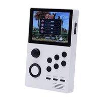Box Pandora Android Supretro портативная ретро игровой консоль IPS SN встроенные 3000 + игры 30 3D-игры белые портативные игроки