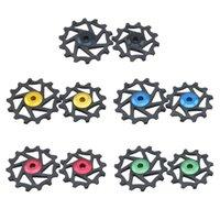 Bike Freewheels & Chainwheels 12T 14T MTB Bicycle Rear Derailleur Jockey Ceramic Wheel Bearing Pulley XX1, X01, XTR, Upgrade, MTB, Mountain,