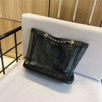 Strand make-up tasche schwarz handtasche handtasche netto berühmte kosmetik store schönheit handtasche stil einkaufen net tasche