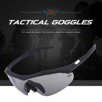 Jiepolly US Пуленепроницаемый тактические очки съемки CS Открытые солнцезащитные очки для солнцезащитных очков