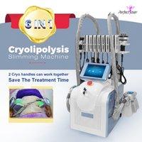 2022 Wholesale price fat freezing Body Slimming Cryolipolysis cool shape Machine portable ultrasound device