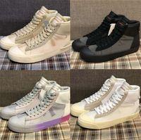 Blazer Skateboard Shoe Trainer Alle Halows Eve Studio Ow Outdoor Sports Mode Sneaker Serena Williams Frauen Männer Laufschuhe