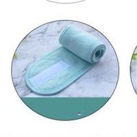 Spa Banyo Duş Yıkama Yüz Elastik Saç Bantları Kadın Spor Yoga Başörtüsü Bayanlar Kozmetik Kumaş Havlu Makyaj Tiara Bantlar 282 K2