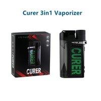 LTQ-Dampf-Curer 3in1 Verdampfer-Batterie-Kit Trockener Kräuter-Öl-Ersatzkopfkern für 3 in 1 Kräuterzerstäuber-Vaping-Authentic