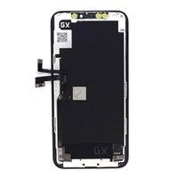 شاشة OLED الصلبة لفون 11 برو GX شاشة LCD لوحات محول الأرقام الجمعية