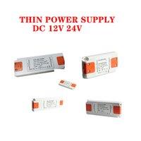 12-Volt-Stromversorgung 12V-LED-Treiber 20W 30W 40W 50W 60W AC 110V 220V bis 12V DC-Beleuchtungs-Transformatoradapter für LED-Streifen CCTV