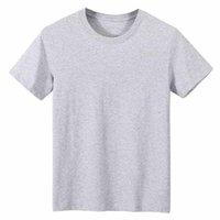 2020 Yeni Yaz Moda Tasarımcı T Shirt Erkekler Için Lüks Mektup Nakış T Gömlek Erkek Kadın Giyim Kısa Kollu Tişört Erkekler Tees