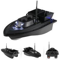 Smart Pesca Bait Boat Wireless Control Remoto Alimentador de juguete RC para adultos principiantes de 500 m accesorios