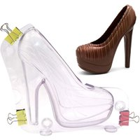 Baking & Pastry Tools High Heel Chocolate Mold Shoe Candy Birthday Cake Molds Platform