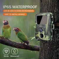 Mini Trail Hunting Camera 12MP 1080P Wildlife Forest Animal Cameras Wild Hunter Cam Mini600 Photo Trap Surveillance Tracking