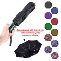 Mini Auto Folding Umbrella Male and Female Durable Direct Modis Children Sunshade