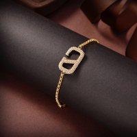 Lujos de mujer Charm Pulseras Diseñadores Pulsera Charms Fashion Jewelrys Joyería de alta calidad Joyería de la joyería Estilo de vacaciones Boda Bueno