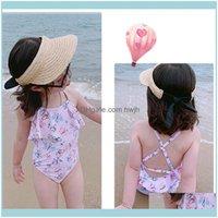 أطفال معدات السباحة الرياضية outdoorscheldrens ملابس الأميرة الفتيات بيكيني الأطفال طفلة المياه اللعب الاطفال الغوص سريعة dryin