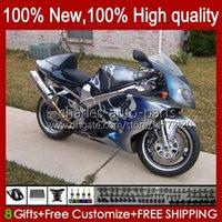 Suzuki Blue Flames Srad TL1000R TL-1000R TL1000 R 98 99 00 01 02 03 Bodywork 19HC.91 TL 1000R 98-03 TL-1000 TL 1000 R 1998 1999 2000 2001 2002 2003 페어링 키트