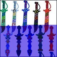 Event Festive Supplies Home & Garden56Cm Nt Large Fidget Toys Push Bubble Katana Sword Shape Party Favor Sensory Puzzles Pop Bubbles Sile Bo