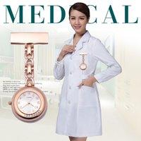 الداخلية / الرول الحفر 5254 ممرضة ووتش جدار الصدر ساعة الجيب الطبي المرأة
