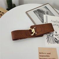 belts Women's hook snake waist pin bule wide lace shaping fashion accessories shirt skirt decorative