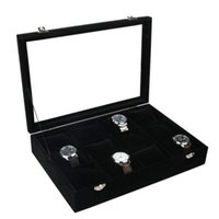 Jewelry Pouches, Bags 12 Pillows Storage Box Watch Case For Necklace Ring Display