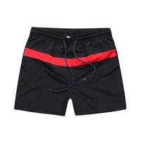 Moda Erkek Tasarımcı Şort Yüksek Kalite Rahat Pantolon 5 Renkler Plaj Pantolon Yaz Rahat Kısa Boyutu M-2XL