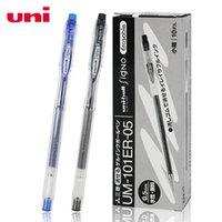 Gel Pens 4 Pcs Lot Mitsubishi Uni UM-101ER 0.5mm Erasable Student Writing Supplies Office & School