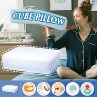 Pillow Memory Foam High Contour Orthopedic Neck Cervical Vertebra Support Care Bedding Big Large Sewing Notions & Tools