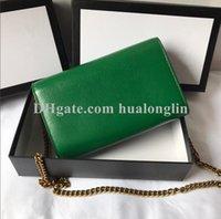 Women Bag Handbag Genuine Leather Original box Messenger Purse cross body shoulder woman fashion lady