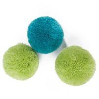 Juguetes de gato Colorido Rolling Ball Toy Toy Interactive Cats Funny Gitten Balls Pet Supplies RRD6799