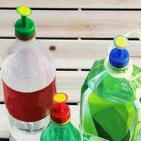 3 colori in plastica irrigazione irrigazione annaffiato annaffiatoio antigelo annaffiatoio innaffiatoio per il giardinaggio Giardinaggio in vaso utensili a crescita vegetale HWD5623