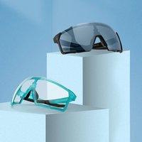 Rockbros Adult Discolation 사이클링 선글라스 스포츠 MTB 자전거 안경 자외선 보호 자전거 안경