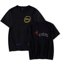JUCE WRLD T Shirt Uomini Donne Donne Estate Tendenze Lettere Stampa Senorita Hip Hop Handsome Singer Grey Kids Tshirt T-shirt da uomo casual casual