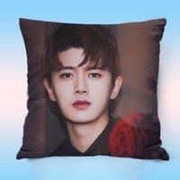 Cushion Decorative Pillow Ren Jialun Datang Glory Pillowcase Star Surrounding Same Sofa Cushion Cover Cojines Decorativos Para Home