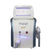 Multifunction SHR IPL Permanent Hair Removal machine M22 Acne vascular Treatment Pigment Therapy Skin Rejuvenation whiten tighten Salon Beauty equipment