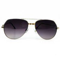 01 Outlet 70% OFF Sunglasses Metals Sun Frame Carter Glass Women Designer Fire Fashion Pilot Sunglass Vintage For Men