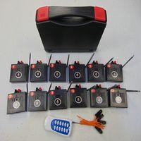 Uzaktan Kumanda 12 Cues Fireworks Ateşleme Sistemi Parti Malzemeleri Kablosuz Anahtarı CE Connect Tel Düğün Hediyesi Radyo Yangın Özel Efektler Elektrik Hattı 0.45mm Bakır